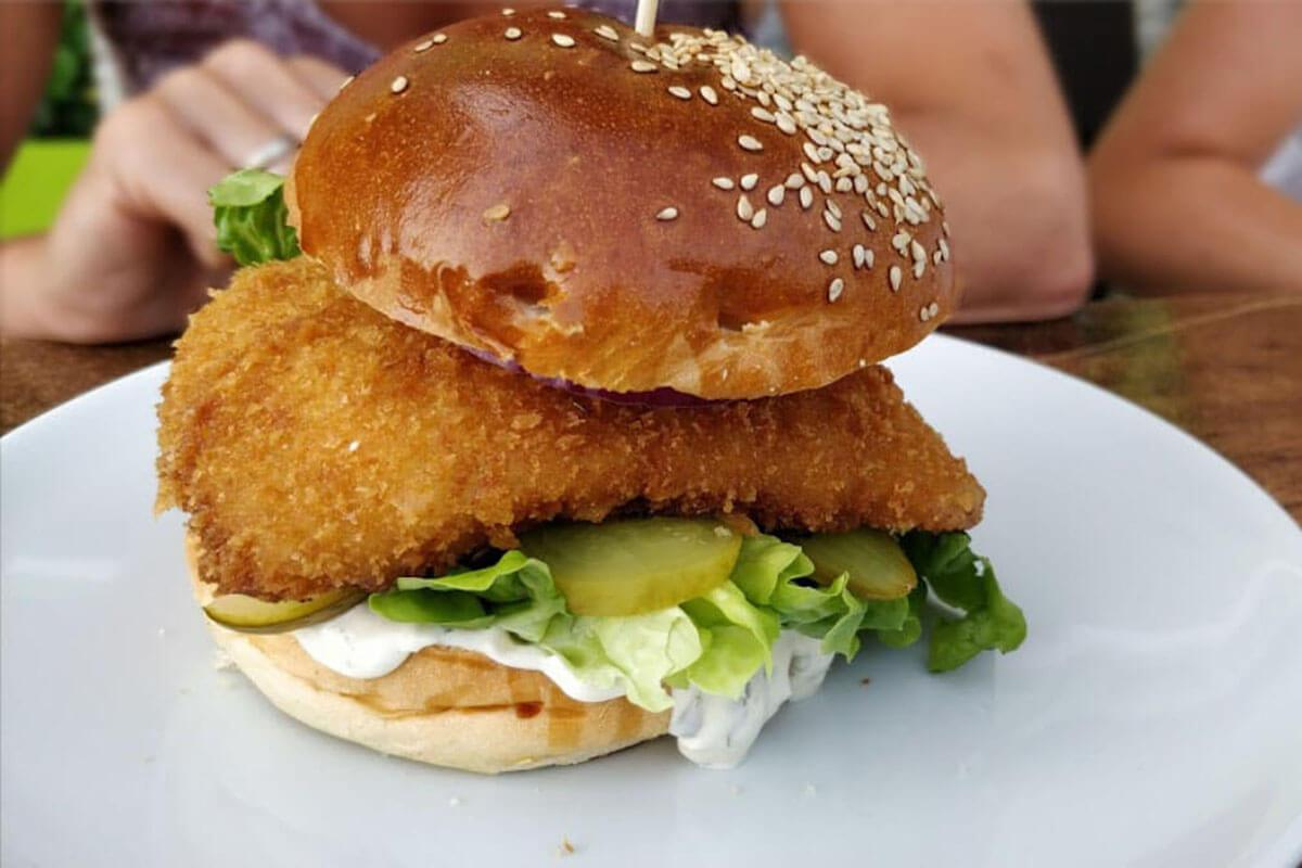 Si te gustan las hamburguesas, te encantará Mr. Gourmet