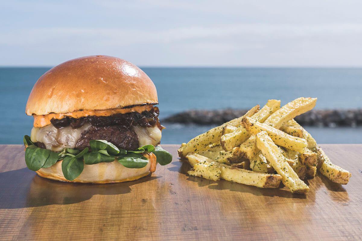 La Calle Burger: Homemade Burgers