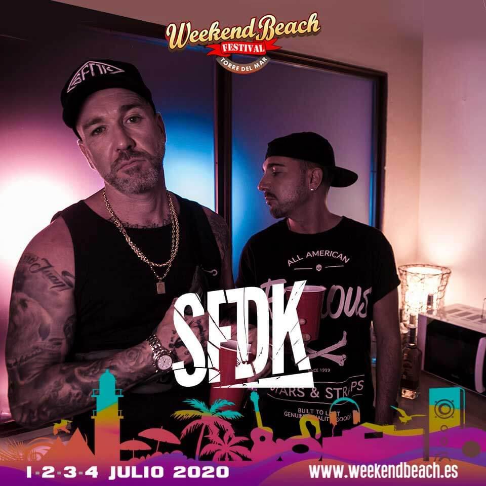Weekend Beach Festival 2021