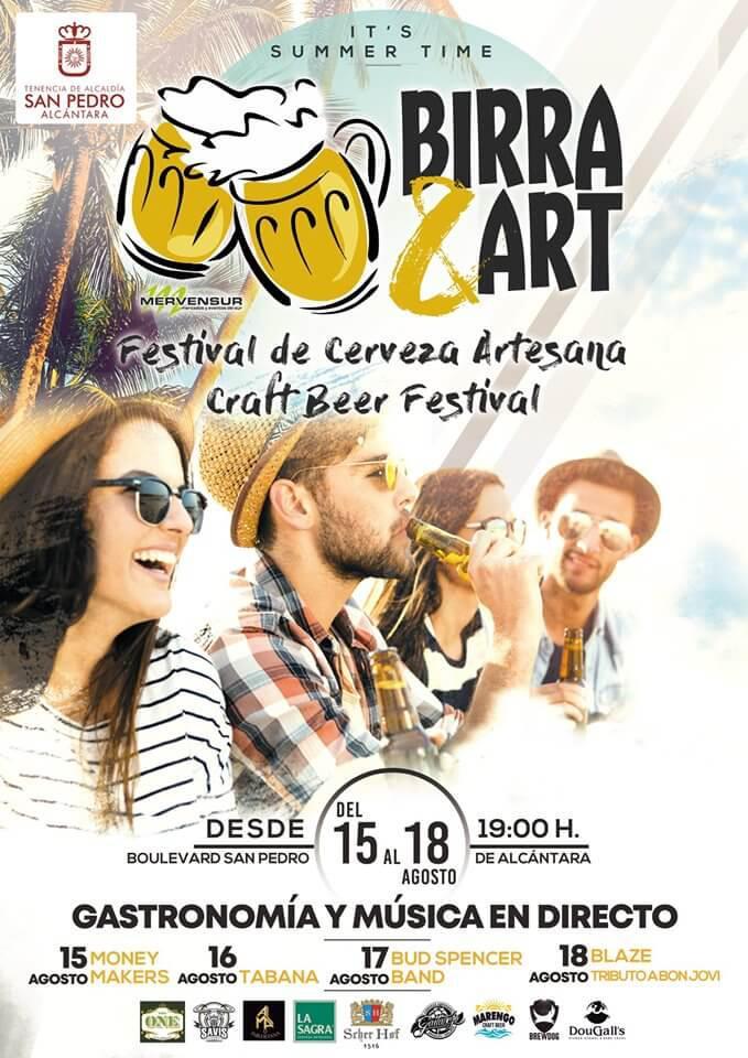 Festival Birra&Art San Pedro