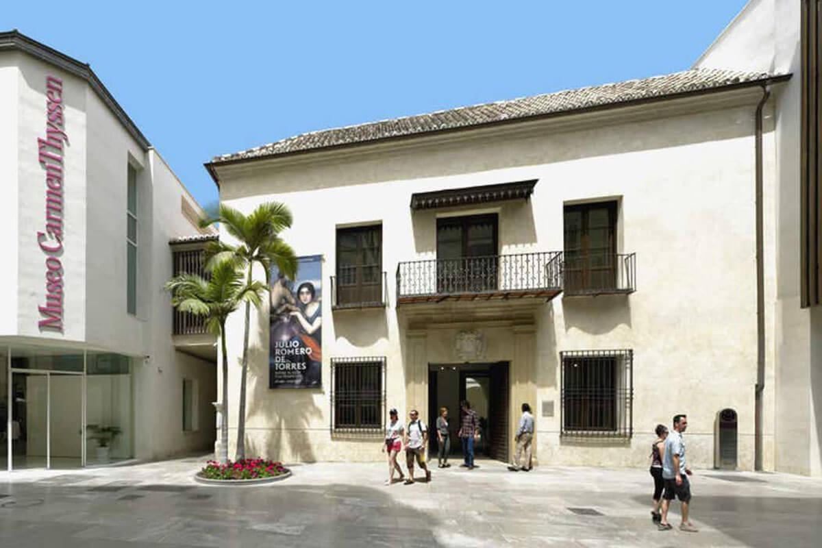 Museo Carmen Thyssen en Málaga desde 10€