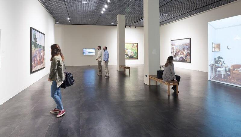 Colección del Museo Ruso de Málaga desde 8€
