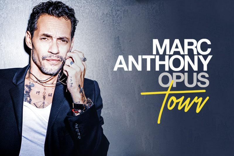 Concierto: Marc Anthony