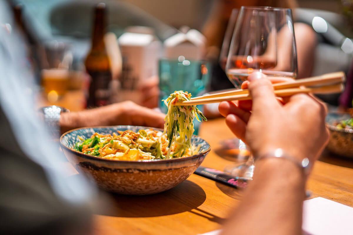 Hawaiian Taste para 2 o 4 personas con postre y bebida desde 22,99€