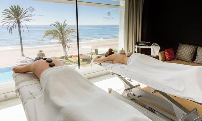 Ritual de spa para 2 con opción de masaje en pareja: Desde 39,95€