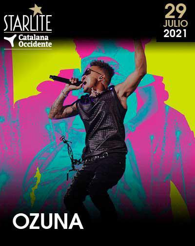 Ozuna en Starlite Festival