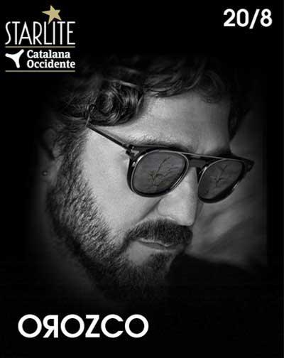 Festival Starlite: Antonio Orozco