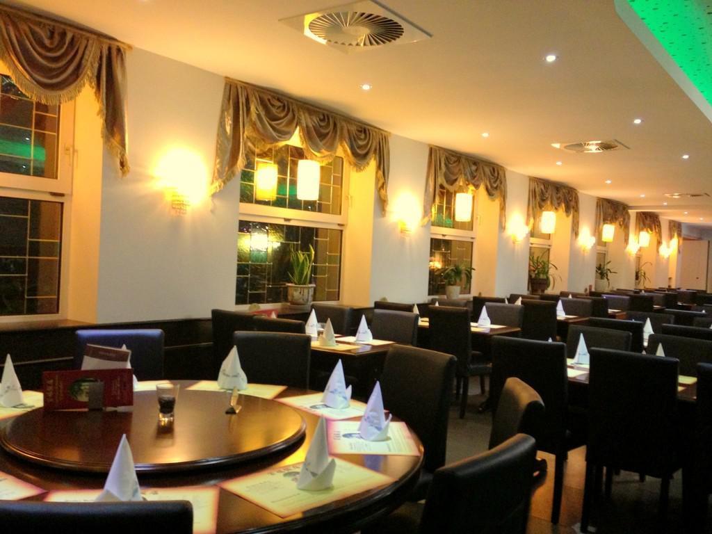 "Mongolisches Restaurant ""Schomaker"""