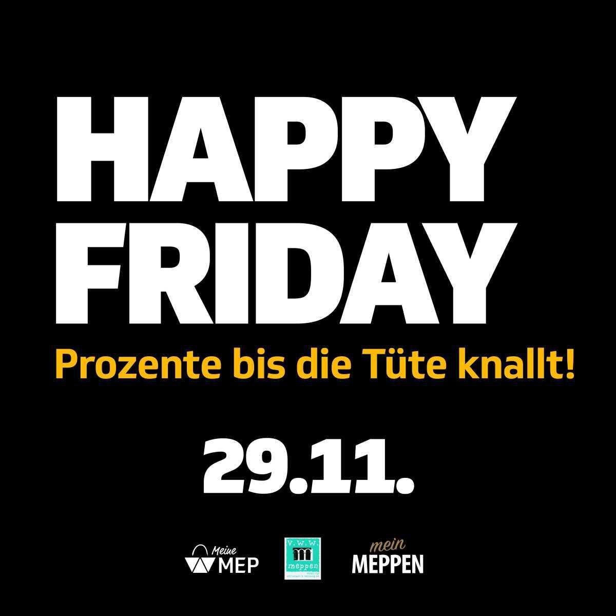happy friday am 29.11.