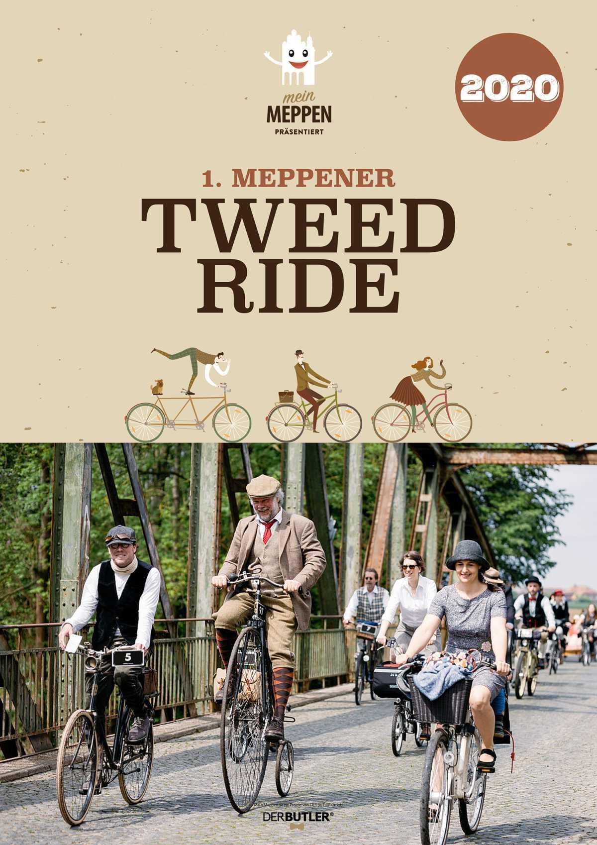 1. Tweed Ride Meppen in 2020