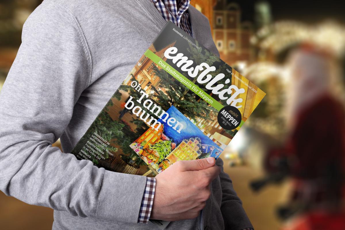 Das neue Emsblick Magazin ist online
