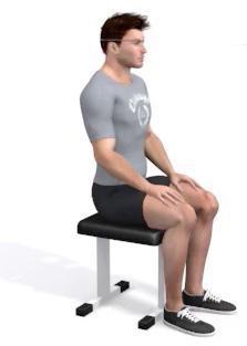X-CARD 06: Die Haltung - Sitzen