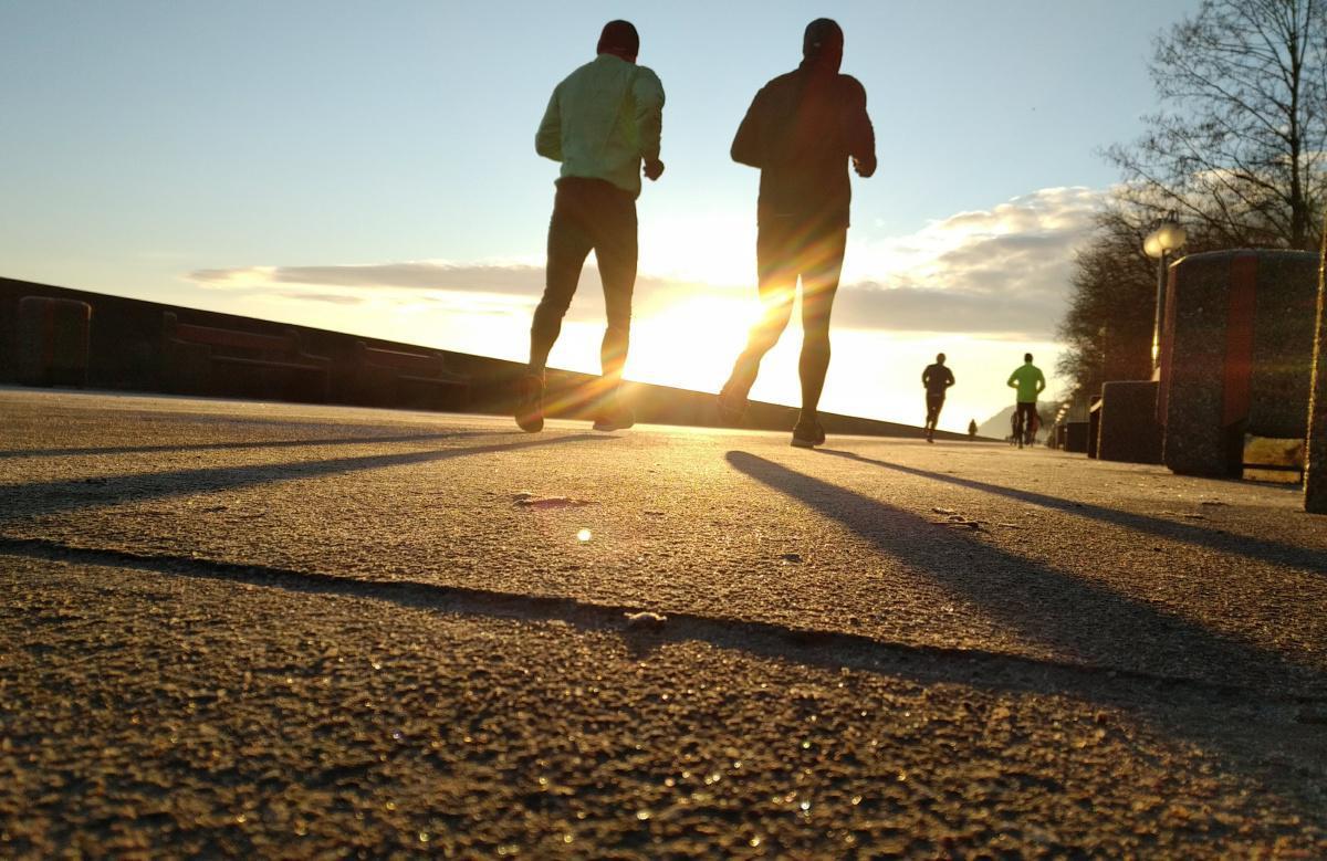 Laufen & Lauftechnik: Von 0 auf Marathon
