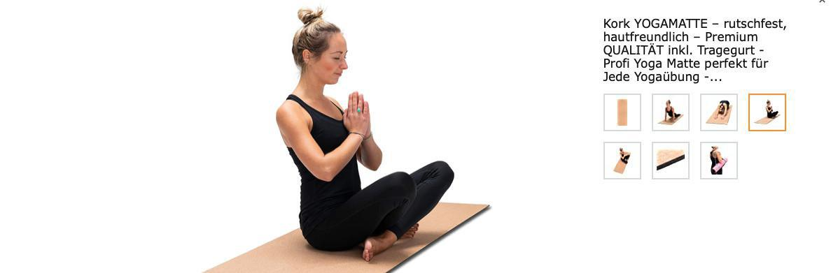#10 SPORT // Fitness & Yoga Matten