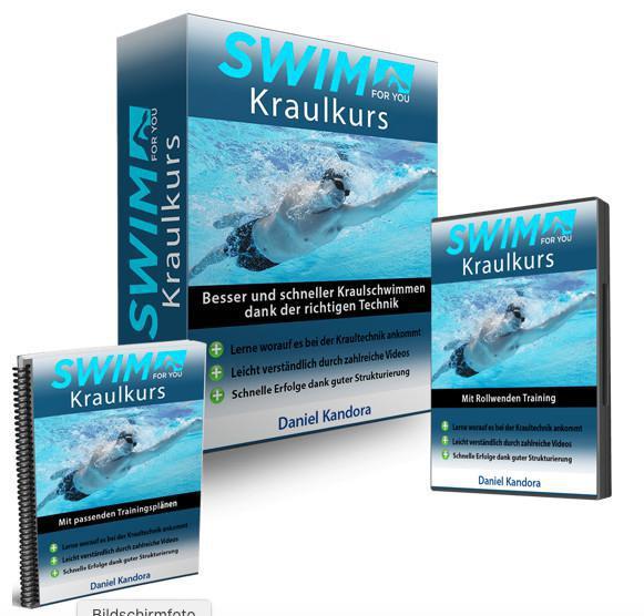 Schwimmen und Schwimmtechnik: Swim for You - Kraulkurs