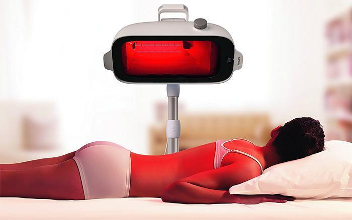 X-MED REHA Infrarot - Therapie