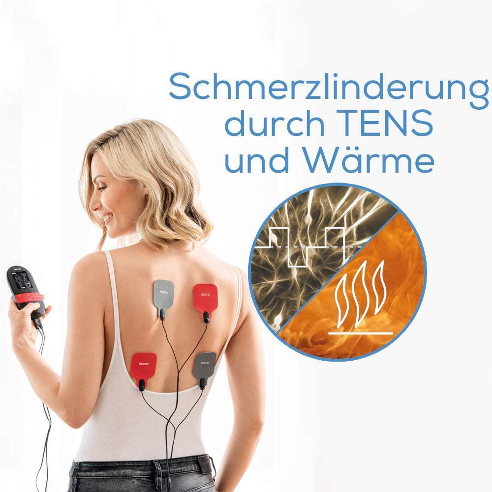 #02 REIZSTROMGERÄT zur Schmerztherapie (MIT Wärmefunktion)