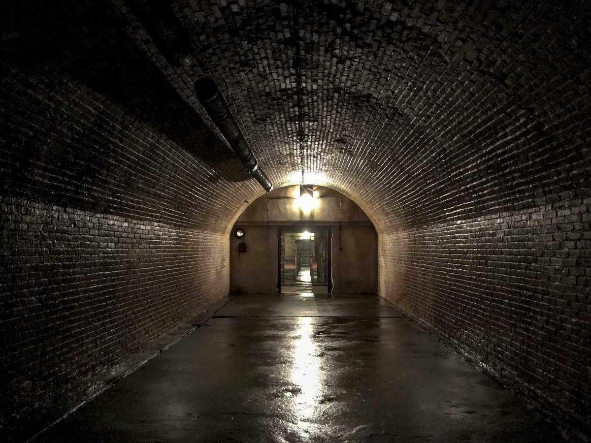 German Underground Hospital