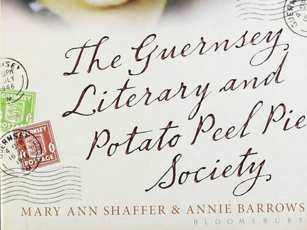 About The Potato Peel Pie Novel