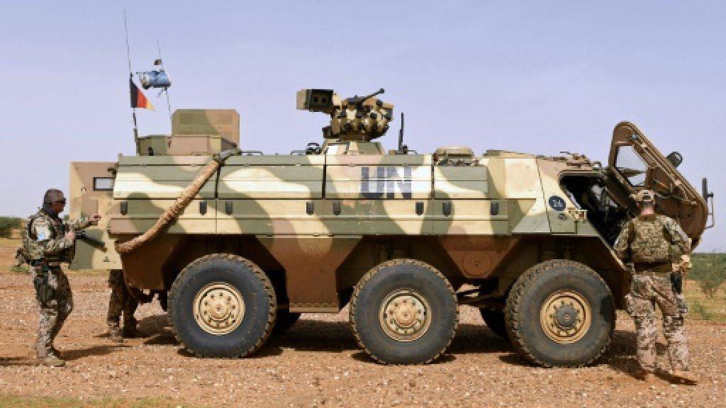 تنظيم القاعدة في بلاد المغرب الاسلامي يتبنى الهجوم على القوات الدولية في مالي