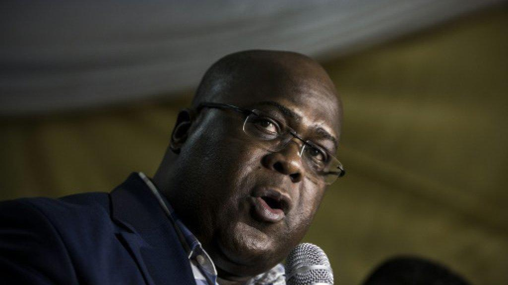 الرئيس المنتخب للكونغو الديموقراطية يتولى مهامه