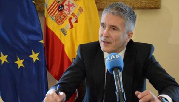 وزير الداخلية الإسباني يؤكد على أهمية الجهود يبذلها المغرب في مجال مكافحة شبكات تهريب المهاجرين