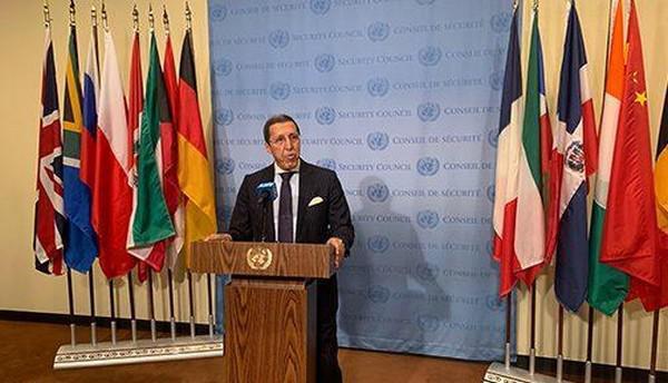 """الصحراء: قرار مجلس الأمن الدولي رقم 2468 """" يستجيب بشكل كبير لتطلعات المغرب"""" (عمر هلال)"""