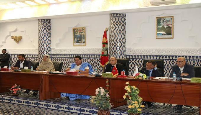 مجلس جماعة الداخلة يصادق على النقط المدرجة في جدول أعمال دورته العادية لشهر ماي
