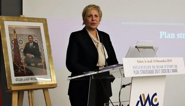 انتخاب السيدة نزهة حيات رئيسة للجنة الإقليمية لإفريقيا والشرق الأوسط