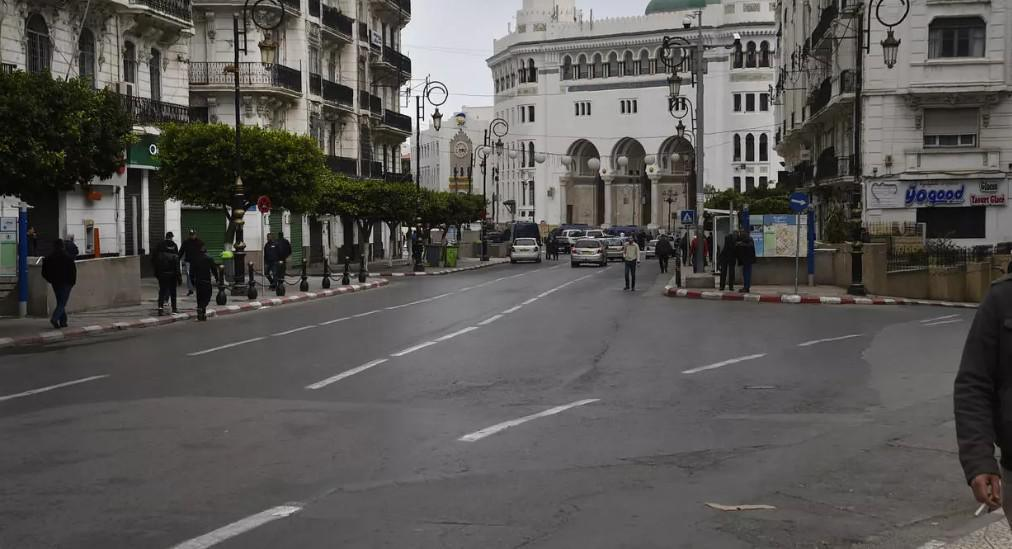 العاصمة الجزائرية بلا تظاهرات احتجاجية وسط مخاوف من تفشي كورونا
