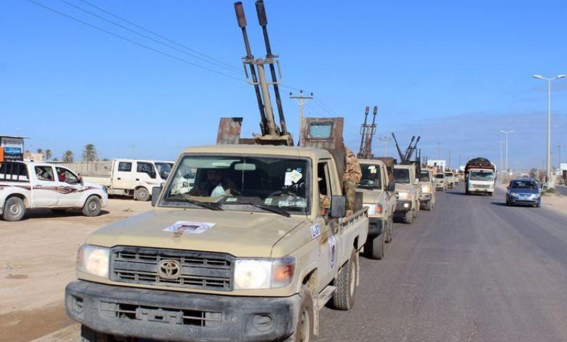حكومة الوفاق الليبية تقول إنها ستواصل القتال بعد إعلان خصومها عن هدنة