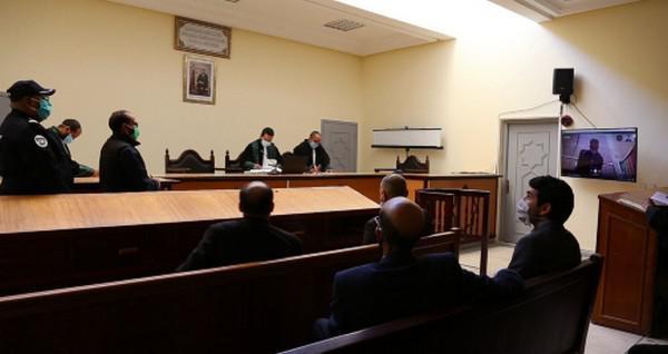 """انطلاق أولى جلسات """"المحاكمة عن بعد"""" بالمحكمة الابتدائية بوادي الذهب"""