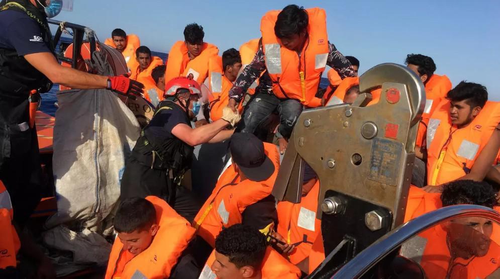 محاولة ابيل الثالثة تنجح في اخراجه من ليبيا