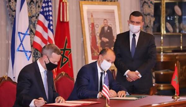 المغرب/الولايات المتحدة .. التوقيع على اتفاقيتين لإنعاش الاستثمارات بالمغرب وإفريقيا