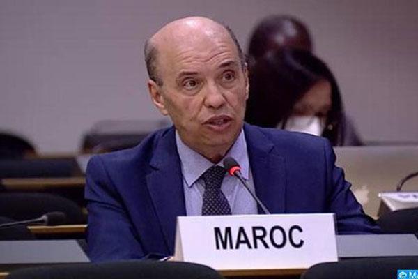 الادعاءات الكاذبة للجزائر، محاولة يائسة لعرقلة الدينامية الدولية لدعم الوحدة الترابية للمغرب (سفير)