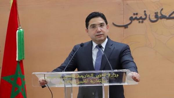 افتتاح الأردن قنصلية عامة لها العيون تكريس لتضامنها الراسخ مع المغرب (بوريطة)