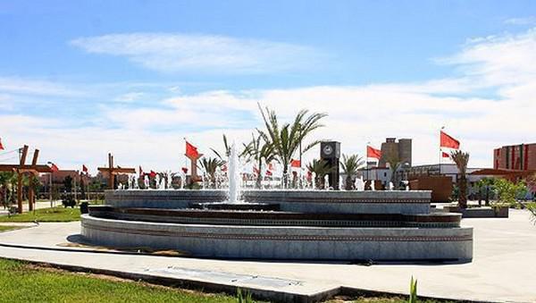 وفد إسباني يستشرف من العيون آفاق التعاون الرياضي مع أندية الصحراء المغربية