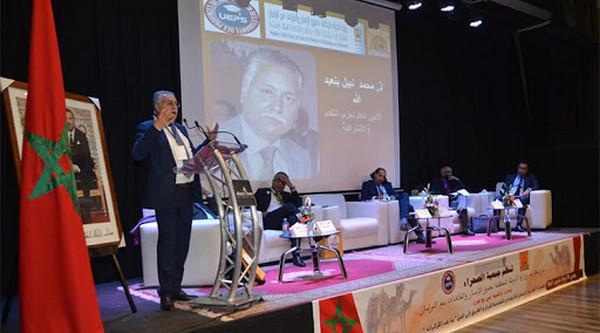 التعنت الجزائري تجاه قضية الصحراء المغربية يعيق الاندماج المغاربي (ندوة)