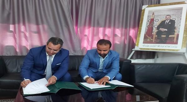 العيون.. التوقيع على اتفاقية للشراكة والتعاون بين اللجنة الجهوية لحقوق الإنسان والمديرية الجهوية للبيئة