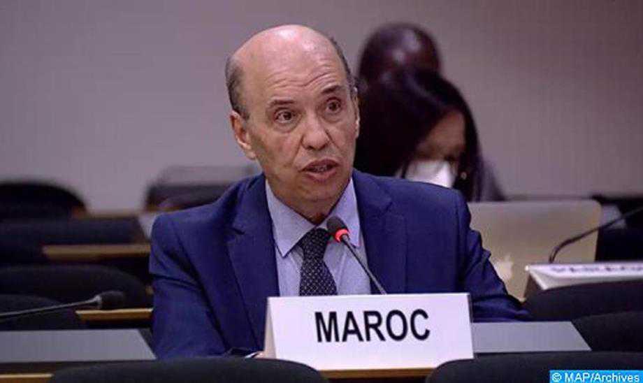 سفير المغرب بجنيف يندد بالممارسات المشينة للجزائر الهادفة إلى تضليل المجتمع الدولي