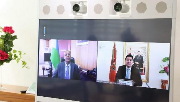 """جيبوتي تجدد تشبثها """"الحازم والثابت"""" بالوحدة الترابية للمغرب"""