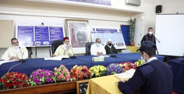 طانطان .. مسابقة في حفظ وتجويد القرآن الكريم لطلبة معهد التكنولوجيا للصيد البحري