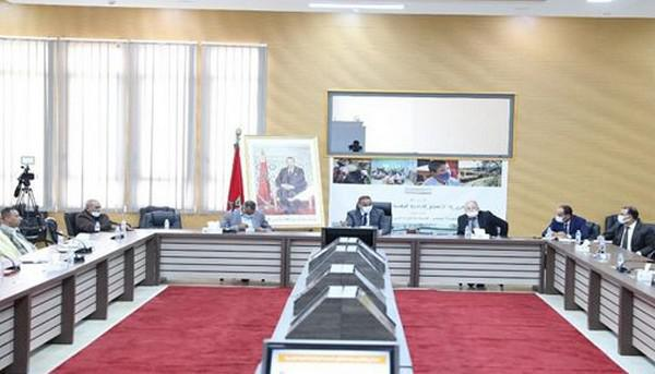 طانطان ..إنجاز 90 مشروعا خلال المرحلة الثالثة من المبادرة الوطنية للتنمية البشرية