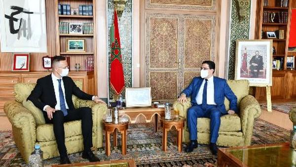 """هنغاريا تبنت دائما مواقف """"واضحة"""" و""""بناءة"""" بشأن قضية الصحراء المغربية (السيد بوريطة)"""