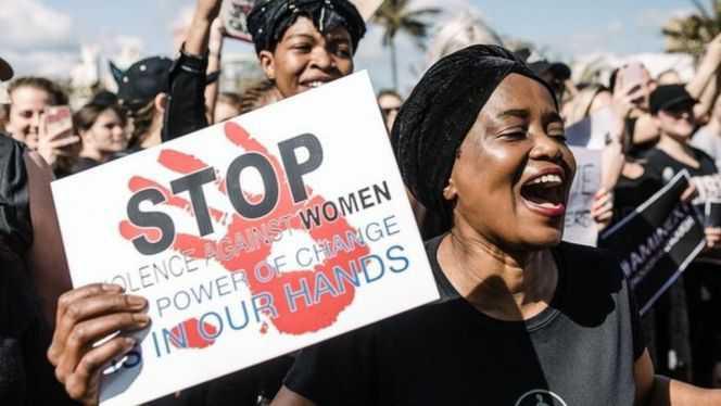 جرائم قتل الإناث، طاعون ينخر المجتمع الجنوب إفريقي
