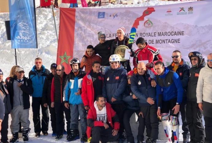 الداخلة.. انتخاب المغربي هشام آيت ورشيخ رئيسا للاتحاد الإفريقي لرياضات التزلج