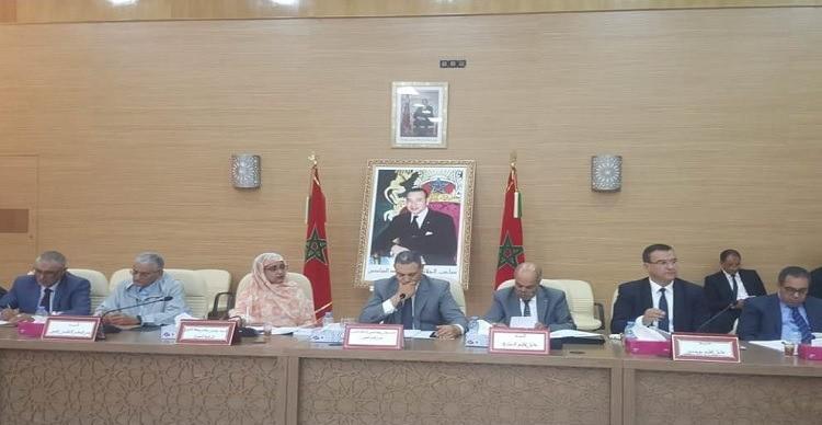 العيون - الساقية الحمراء.. اللجنة الجهوية للتنمية البشرية تصادق على مخطط العمل برسم 2022