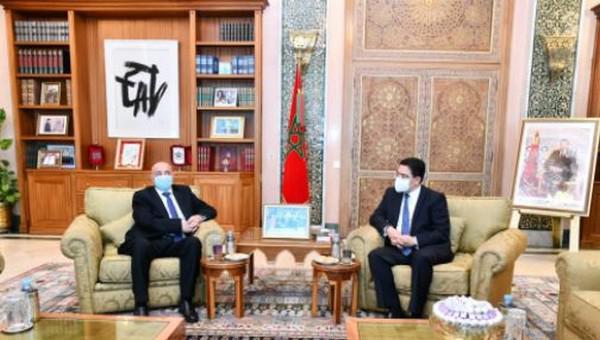 المغرب سيقف دائما إلى جانب المؤسسات الشرعية الليبية (بوريطة)