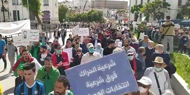 إدانة القمع الوحشي للمظاهرات من قبل نظام الجنرالات في الجزائر أمام مجلس حقوق الإنسان