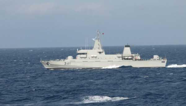البحرية الملكية تقدم مساعدة ليخت إسباني واجه صعوبات في عرض البحر (مصدر عسكري)